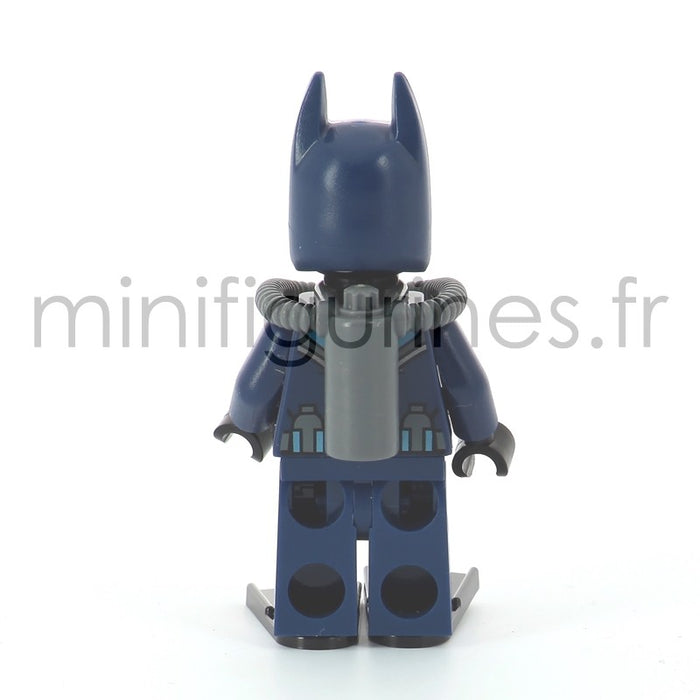 Super Heros 097 Batman - Dark Blue Wetsuit and Flippers