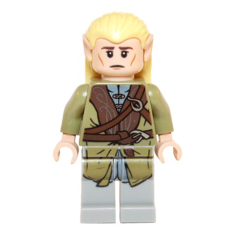Dimension 008 LEGOLAS