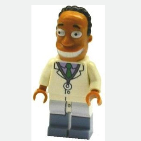 Dr. Hibbert - Minifig only Entry