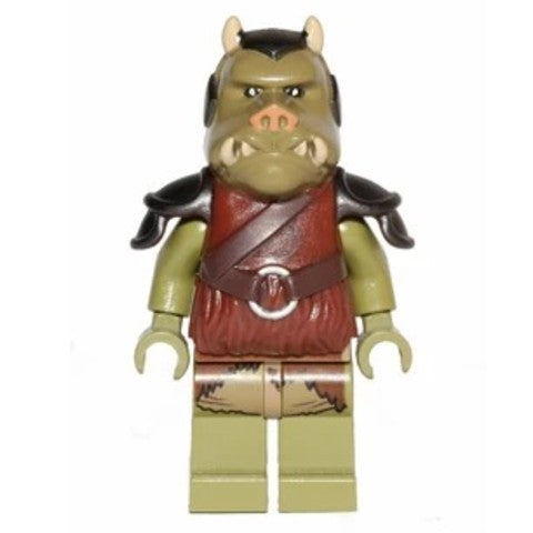 Gamorrean Guard (Olive Green, Detailed)