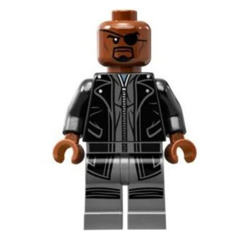 Super Heros 185 Nick Fury - Leather Trench Coat