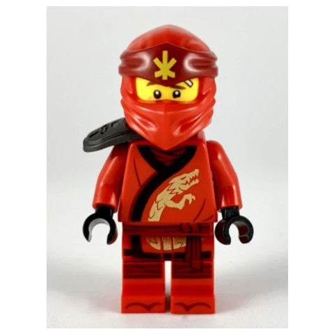 Ninjago 526 Kai Secrets of the Forbidden Spinjitzu