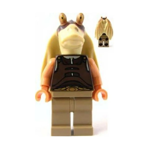 Star Wars 0302 Gungan Soldier