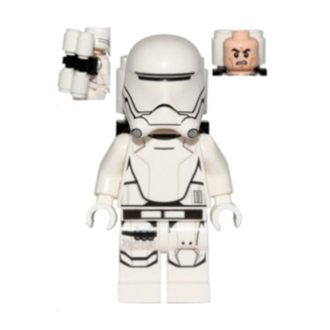 Star Wars 0666 First Order Flametrooper