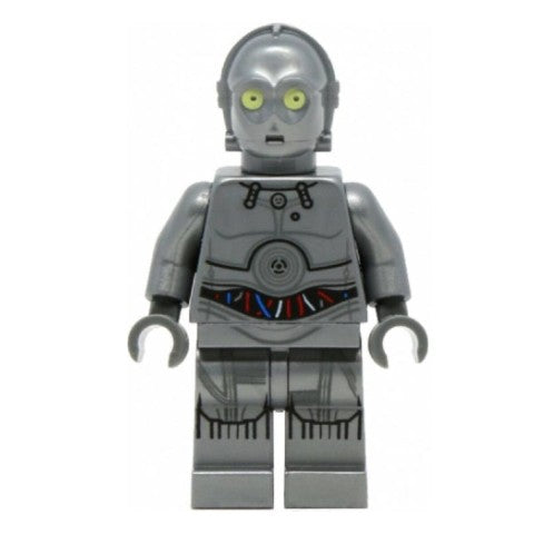 Star Wars 0766 SILVER PROTOCOL DROID
