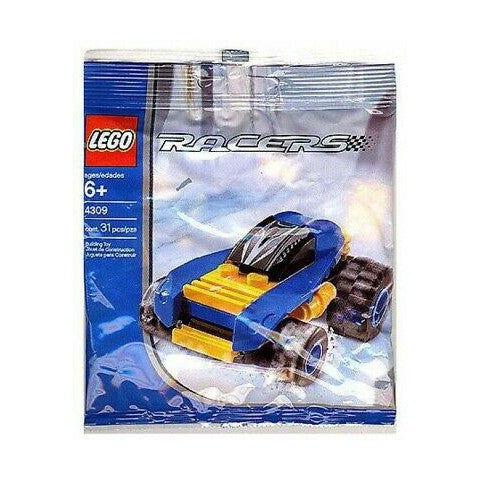 Blue Racer polybag