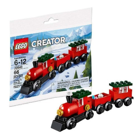 Christmas Train polybag