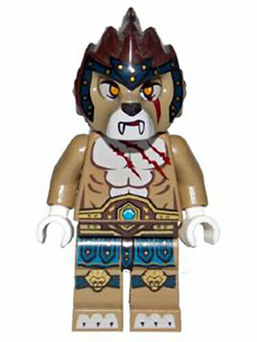 Legends Of Chima 027 Longtooth