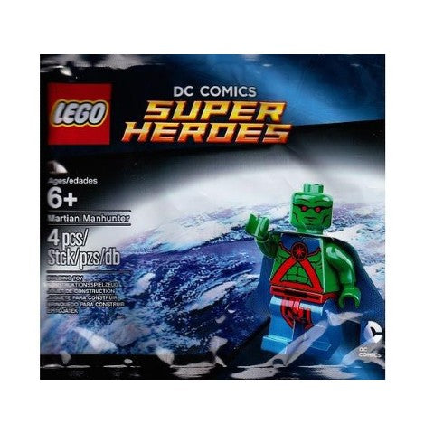 Martian Manhunter polybag