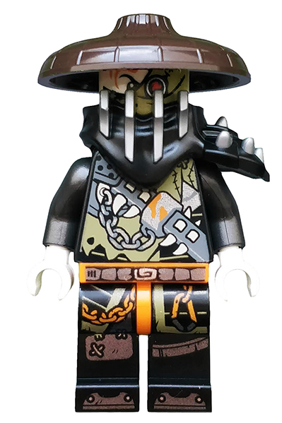 Ninjago 462 Heavy Metal