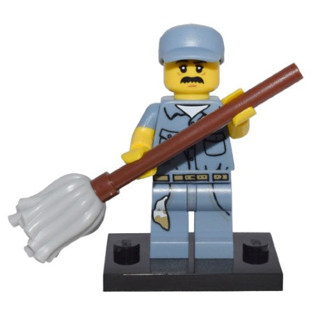 Serie 15 Janitor