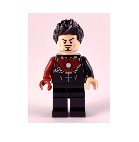 Super Heros 584 Tony Stark - Black Iron Man Suit
