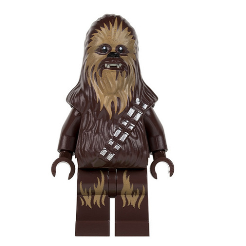 Star Wars 0532 Chewbacca (Dark Tan fur)
