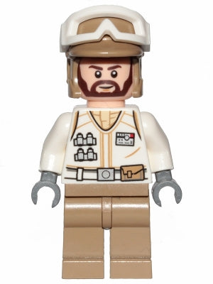 Star Wars 1008 - Hoth Rebel Trooper