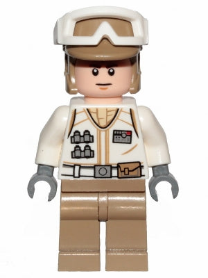 Star Wars 1015 - Hoth Rebel Trooper