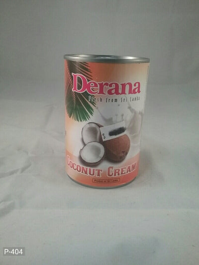 Coconut Cream Tin