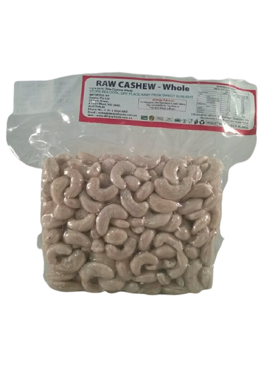Raw Cashew - Whole