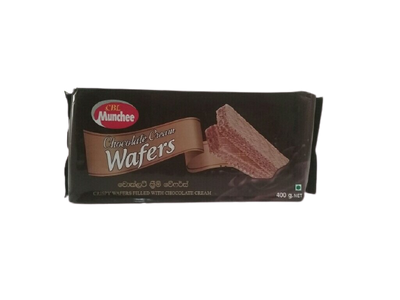 Chocolate Cream Wafers