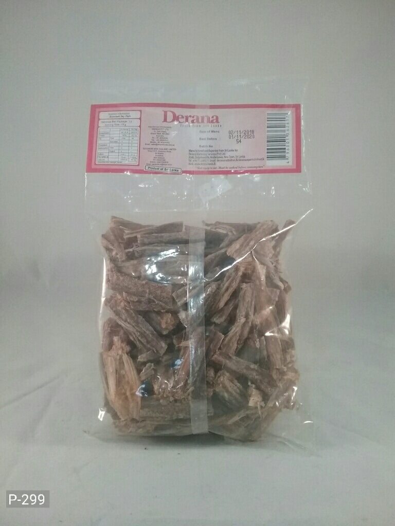 Bombeli Dried Fish packet