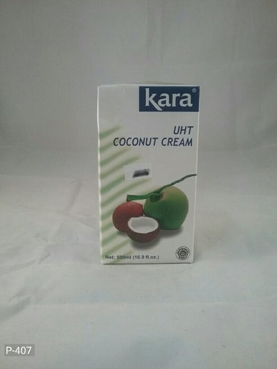 Coconut UHT Cream Packet