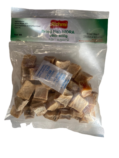 Dried Fish Mora