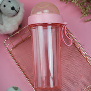 Dual-use Adult 600ml Sippy Cup