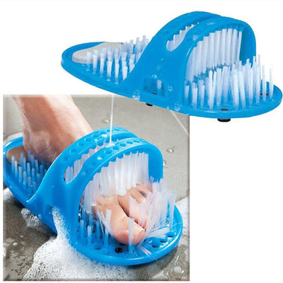 Shower Foot Feet Cleaner Scrubber