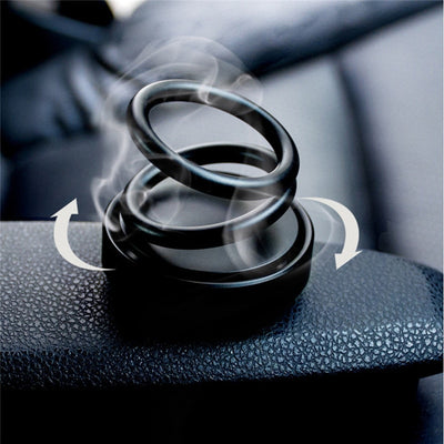 360° Suspension Rotation Car Air Freshener