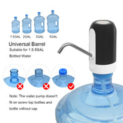 WGT Portable Electric Water Pump Dispenser