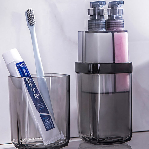 2019 Portable ToothBrush Storage Box