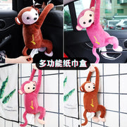 Lovely Monkey Tissue Holder