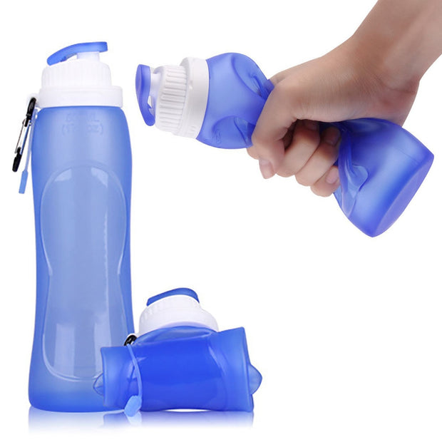 500ML Creative Collapsibl Water Bottles