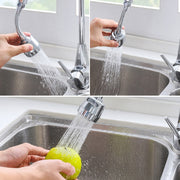 Faucet Extenders Stainless Steel