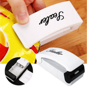 Portable Bag Clips Handheld Mini Electric Heat Sealing Machine