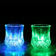 Fashion LED Flash Magic Adding Water Color Change Cup
