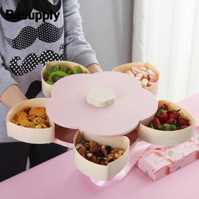 2019 New Rotating Fruit Storage Box