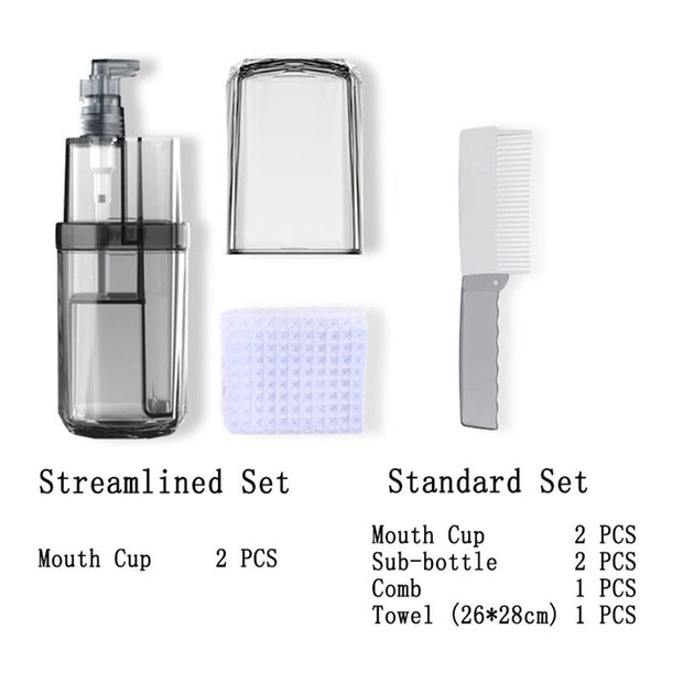 2019 Portable ToothBrush Storage Box Set Travel Camping Toothbrush Case Cover Safety Health Bathroom Storage Organizer Box