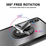 Multipurpose Mobile Phone Holder 360 Degree Car Air Vent Grip Mount Stand