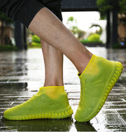 Reusable Silicone Waterproof Rain Shoe Cover