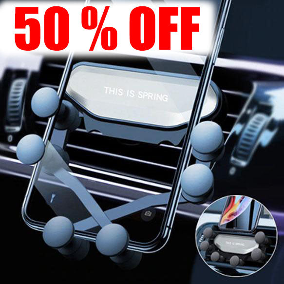 2020 Upgraded 7 Points Universal Car Phone Holder