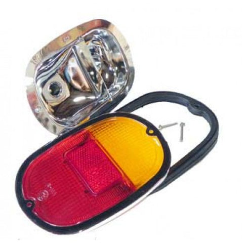 Complete Tail light Assembly - 62-71