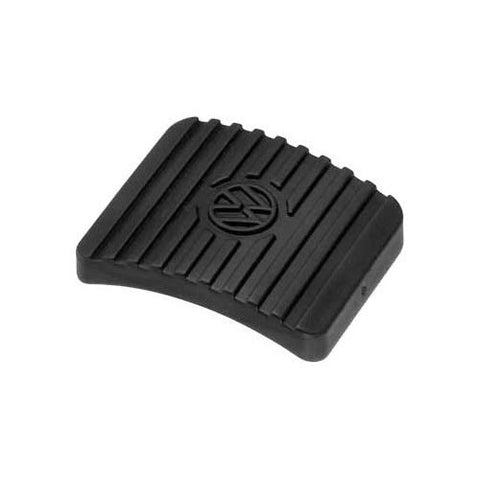 Clutch and brake pedal rubber - Wedge type - Beetle
