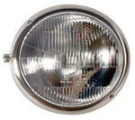 Headlight - Left - Complete unit