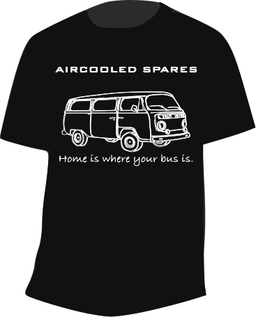 Shirt - Bay window Bus