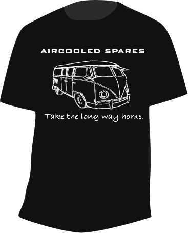 Shirt - Split window Bus