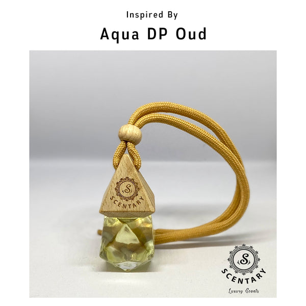 Aqua DP Oud | His Car Air-Freshener
