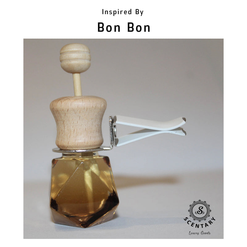 Bon Bon Car Air-Freshener Clip Special Edition