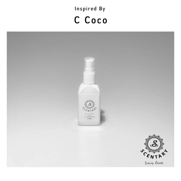 C Coco | Room, Car & Linen Spray