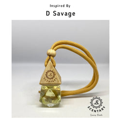 D Savage | His Car Air-Freshener