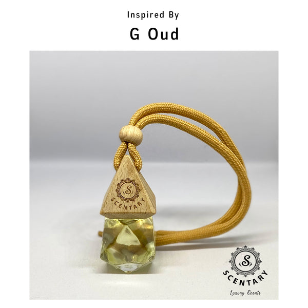 G Oud | His Car Air-Freshener